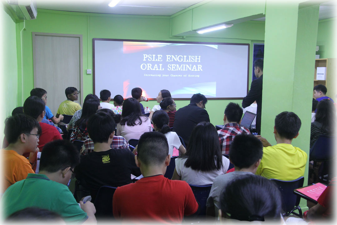 Mavis English Oral Seminar