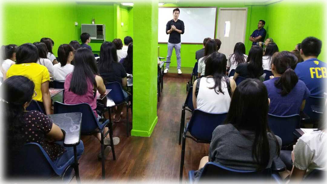 Mavis Teacher Teaching In Class